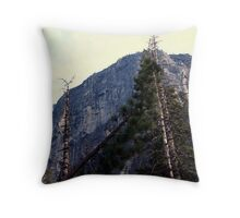 In Front Of Lover's Leap Throw Pillow