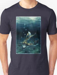 Drowning Unisex T-Shirt