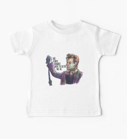 When the doctor was me Baby Tee
