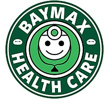 Baymax Health Care Photographic Print