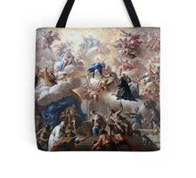1710-15 de Matteis Triumph of the Immaculate Anagoria Painting Photograph Tote Bag