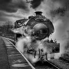 'The Lancastrian' by Steve  Liptrot