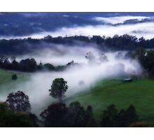 """Mystical Mist"" Photographic Print"
