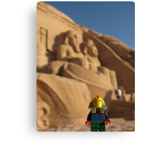 Gepsut and Abu Simbel Canvas Print