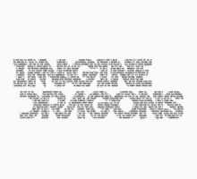 Imagine Dragons Logo by aaronjbush