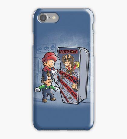 Arcade Kong iPhone Case/Skin