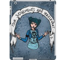 And Unnecessary iPad Case/Skin