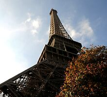 Eiffel Tower by Durotriges
