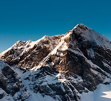 Hohenstollen (2481m) by peterwey