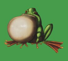 Tree Frog by Ruth Taylor