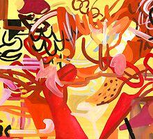 Flamenco by Lisa V Robinson