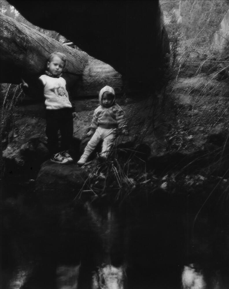 Under the Bridge by Andrew  Makowiecki