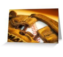 How About a Game of Baseball Greeting Card