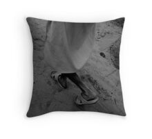 Road to the Pilgrimage - 3 Throw Pillow