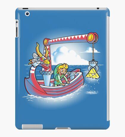 I found you iPad Case/Skin