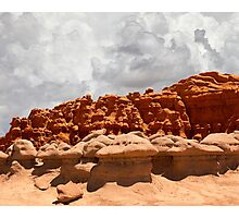 Goblin Valley State Park .2, Utah Photographic Print