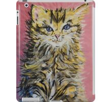 I'm Cute Therefore I Win Cat iPad Case/Skin