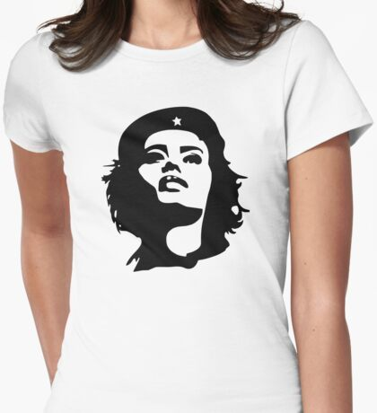Woman Revolution Womens Fitted T-Shirt