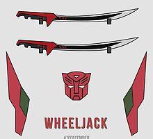 TFDecember 19 - Wheeljack TFPrime by josedelavega