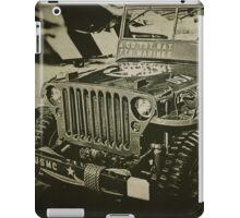 Jeep 3 iPad Case/Skin