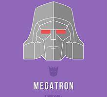 TFDecember 22 - Megatron by josedelavega