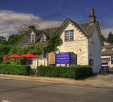 The Old Smithy by GerryMac