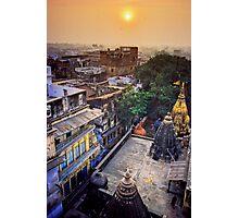 Golden Temple of Bénares Photographic Print