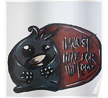 Mugshots: Hans Poster