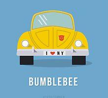 TFDecember 25 - Bumblebee G1 by josedelavega