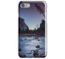 Yosemite Valley California at dawn  iPhone Case/Skin