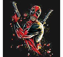 Deadpool - Tango of Death Photographic Print