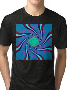 Bold Fusion Tri-blend T-Shirt
