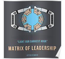 TFDecember 30 - Matrix of Leadership G1 Poster