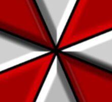 The Umbrella Corporation. Symbol Sticker