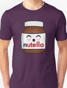 Nutella face 3 Unisex T-Shirt