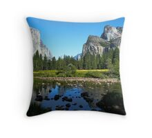 Meadow View  Throw Pillow