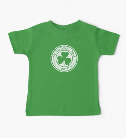 St. Paddy's Day 2015 Baby Tee