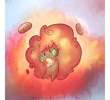 Whimsicott Color Splash Photographic Print