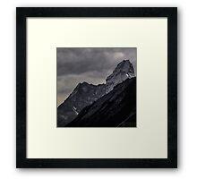 NEPAL:AMA DABLAM Framed Print