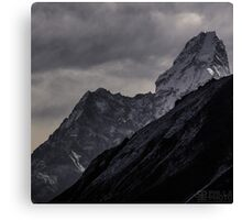NEPAL:AMA DABLAM Canvas Print