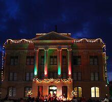 Christmas lighting by larrywhelan