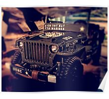 Jeep 4 Poster