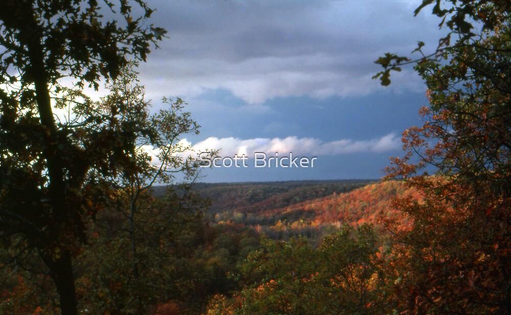 'From the Ridgetop' by Scott Bricker