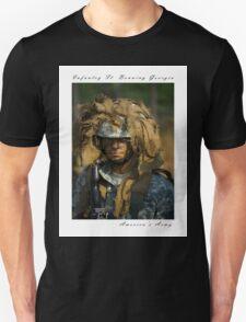 Army Soilder T-Shirt