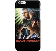 Blade Runner Movie Shirt! iPhone Case/Skin