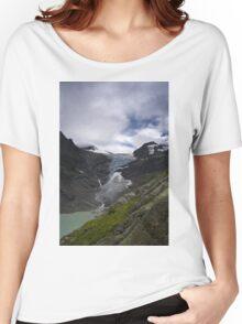 trift glacier Women's Relaxed Fit T-Shirt