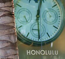 Hawaii by Elizabeth Bravo