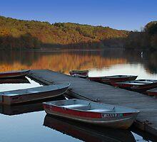 Plum Orchard Lake by Jason Vickers