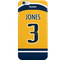Nashville Predators Seth Jones Jersey Back Phone Case iPhone Case/Skin
