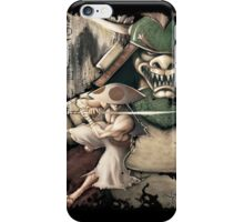 Ronin of the Mushroom Kingdom iPhone Case/Skin